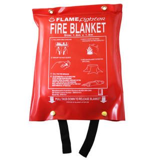 Fire Blankets Flamefighter 1.8 x 1.2m