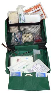 Lone Worker/Vehicle First Aid Kit (Soft Pack)
