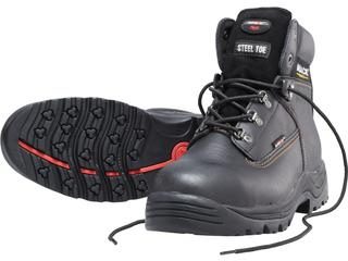 Safety Boots Lace Up