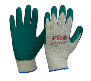 Glove Knitted Poly/Cotton Gardening