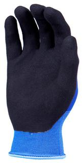 Gloves Extra Flex Zero Warm Foam Latex Palm Coated