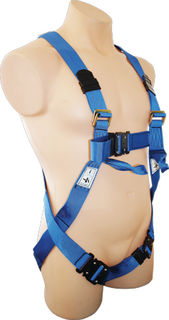Full Body Harness with Quick Release Buckle SBE2KQR