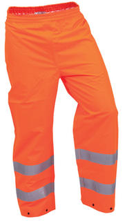 Bison Stamina Overtrousers Day Night Orange