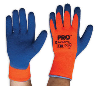 Glove ArcticPro Thermal Lining Latex Coated Palm