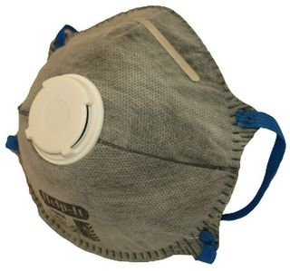 Masks Disposable Respirator P2 Carbon Filter Box/10