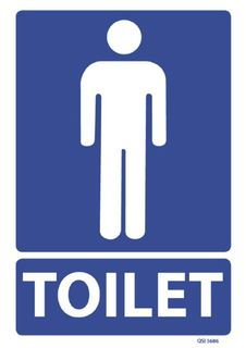 Male Toilet 240x240mm