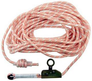 Keep Safe Assembly 20 metre Kernmantle Rope & Rope Grab