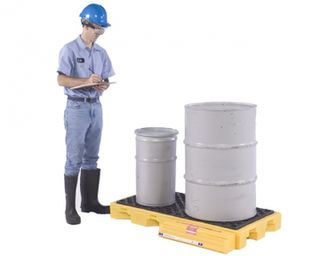 Ultra Spill Deck Bladder System - 2 Drum Capacity