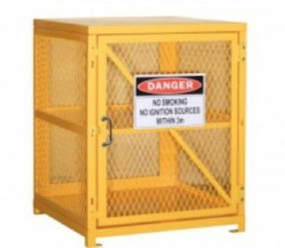 Forklift Cylinder Cage - Small