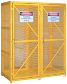 Mixed Forklift/ G Size Cage