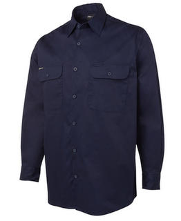 Work Shirt 150GSM - Navy