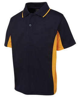 JB's Contrast Polo - Select Colour