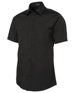 JB's Urban Poplin Shirt Black