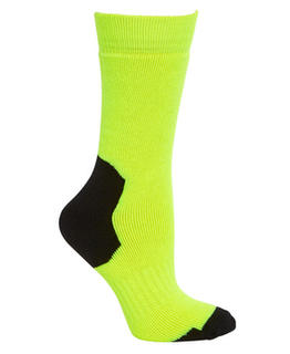 JB's Acrylic Work Sock 3 Pack - Select Colour