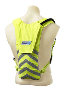 Thorzt Hydration Backpack Hi Vis Yellow