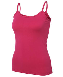 COC Ladies Spaghetti Top - Select Colour