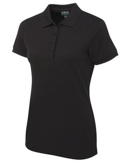 COC Ladies Ottoman Polo Black