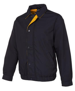 Contrast Jacket - Select Colour