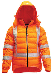 Bison Day Night Puffer Jacket Duck Down TTMC