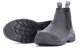 Bison Trade Slip On Safety Boot