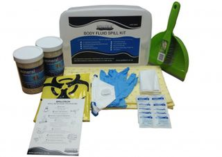 SpillTech Body Fluid Spill Kit 50L