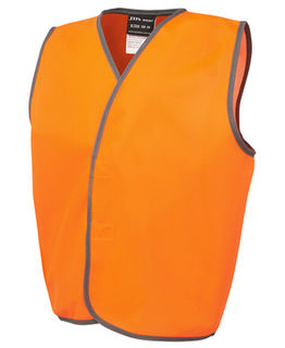 Kids Hi Vis Vests Range Orange