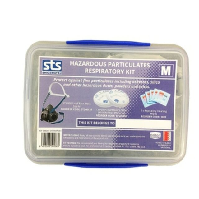 STS Half Mask Hazardous Particulates Respiratory Kit