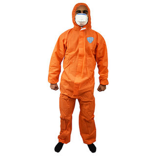 SureShield SMS Coveralls Orange