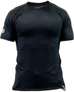 Argyle Performance T-Shirt Black