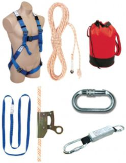 Economy Roofing Kit (including full body harness)