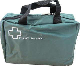 Industrial 1-12 Person First Aid Kit (Soft Pack)