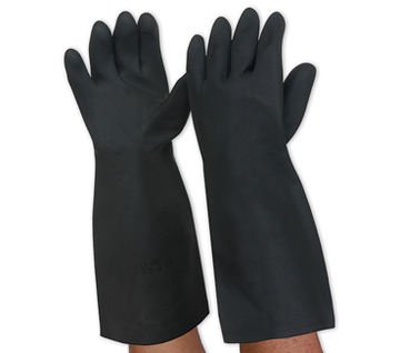 Glove Black Knight Latex