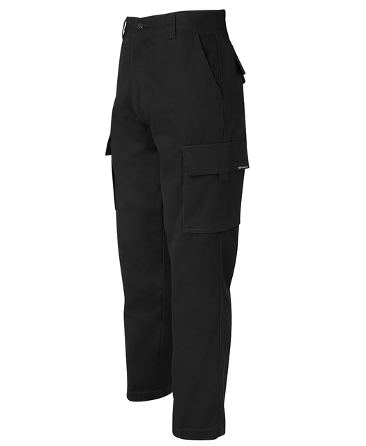 Ladies Multi Pocket Pant Black