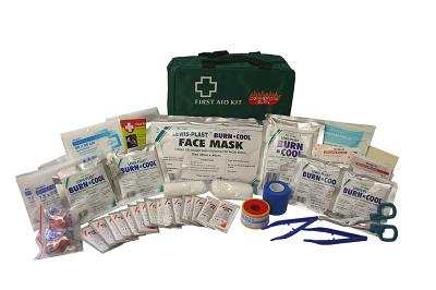 (Refill Pack) Commercial Burns Kit