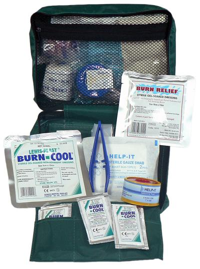 Personal Burns Kit (Soft Pack)
