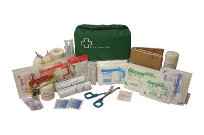 First Aid Kit Industrial 1-5 Person (Soft Pack)