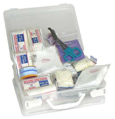 Forestry First Aid Kits, OSH and ACC compliant kits for