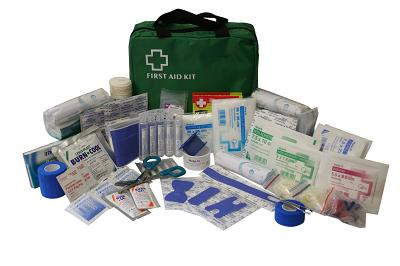Medium Catering First Aid Kit (Soft Pack)