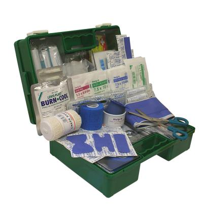 Medium Catering First Aid Kit (Wall Mountable Clip On/Off Box)