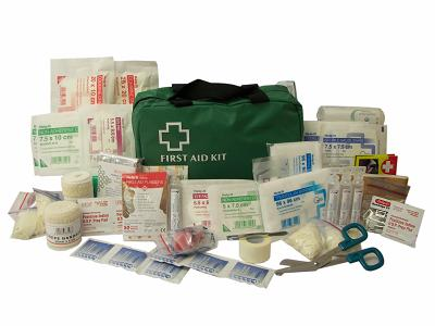 Large Retail Outlet First Aid Kit (Soft Pack)