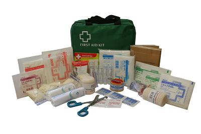 Office 1-25 Person First Aid Kit (Soft Pack)