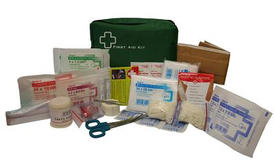 Office 1-5 Person  First Aid Kit (Soft Pack)