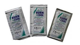 Burn Relief Add-On Pack (1x Burn Dressing, 3 x Burn Gel sachets)