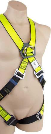 Full Body Harness Cross Link SBE9