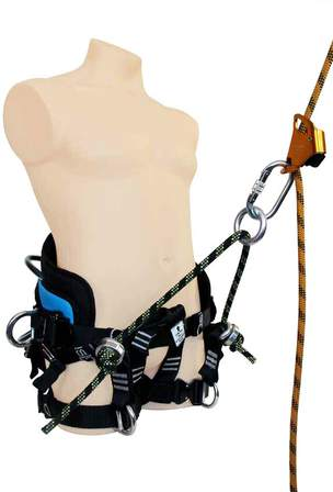 Arborists Sit Harness Colour Scopic SBEARB2