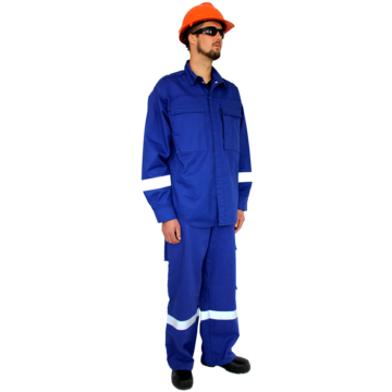 Overalls Banwear® Blue