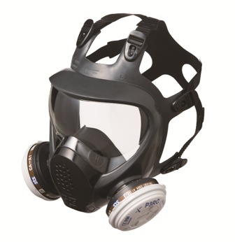 STS CF01 Respiratory Full Face Mask