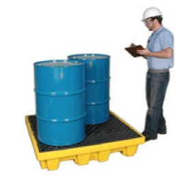 Spill Containment Drums