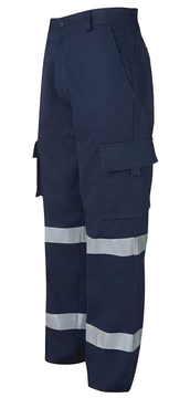 Hi Vis Bio Motion Pants Navy