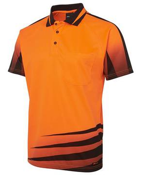Hi Vis Rippa Sub Polo-Select Colour
